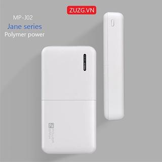 Sạc dự phòng 20000mah chính hãng ZUZG cho Iphone HUAWEI Samsung thumbnail