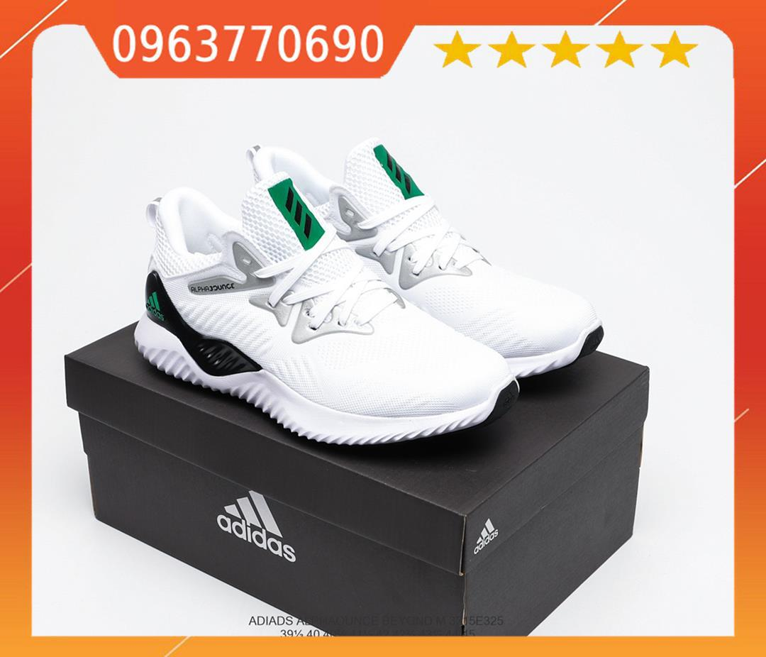 Giày thể thao Adidas Alphabounce Beyond M Du Lịch Giày Sneaker Thể Thao B89098
