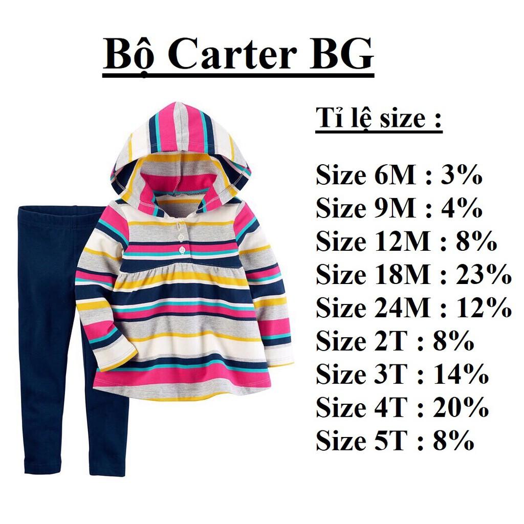 Set áo peplum + quần legging bé gái Carter ( sỉ ri 10 bộ ) - msp : 1584 - 3500681 , 1328755008 , 322_1328755008 , 760000 , Set-ao-peplum-quan-legging-be-gai-Carter-si-ri-10-bo-msp-1584-322_1328755008 , shopee.vn , Set áo peplum + quần legging bé gái Carter ( sỉ ri 10 bộ ) - msp : 1584