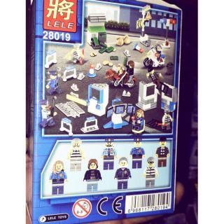 Lắp ráp Lego Cites 28019 có nhiều chi tiết có Video