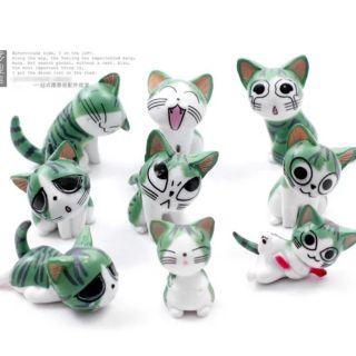 [ Nhập GTNOV188922 giảm ngay 25k] Bộ mèo Chii 9 món