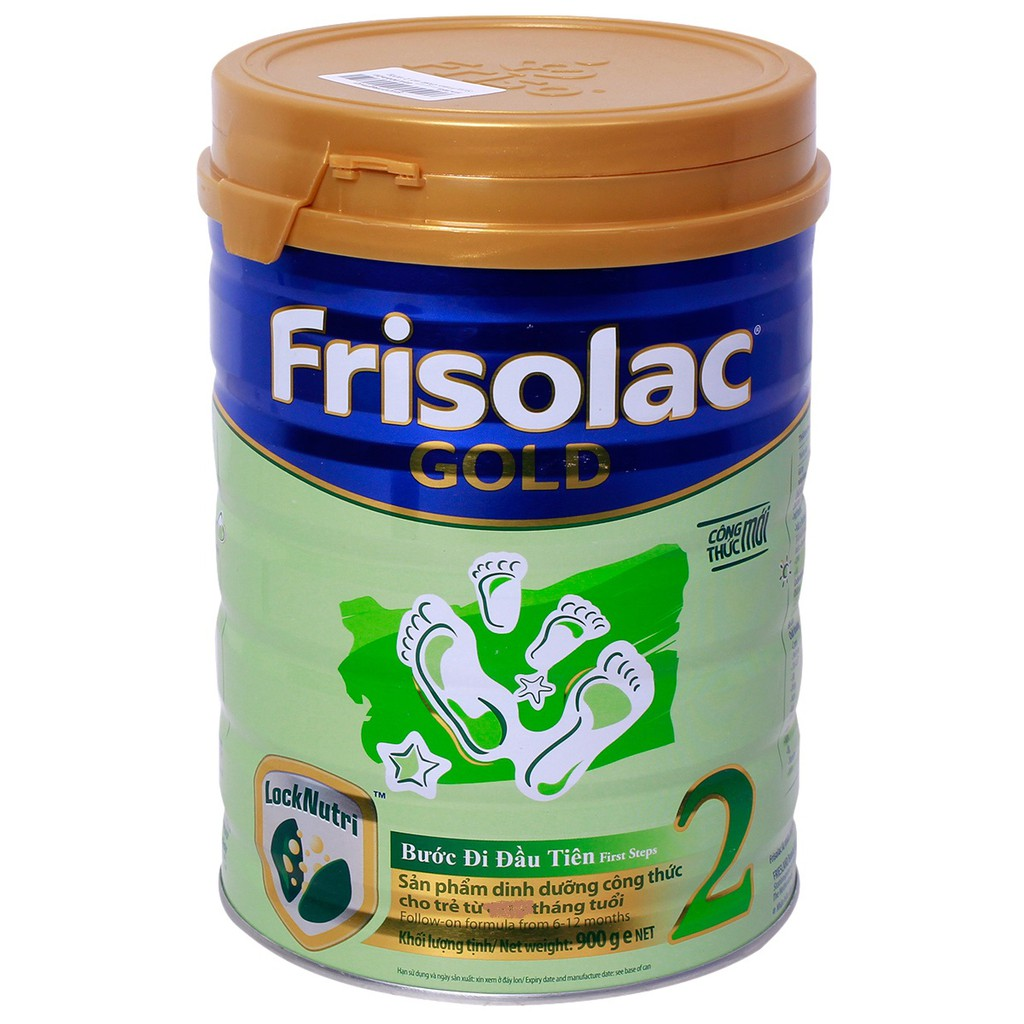 Sữa Frisolac Gold số 2 - 900g