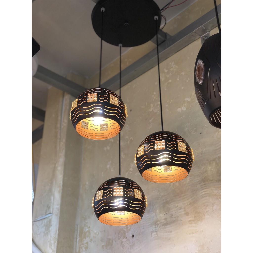 Đèn thả JUNLET phong cách hiện đại, sang trọng - kèm bóng LED chuyên dụng.