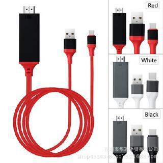[Mã ELAUG10K giảm 10K đơn 0₫] Dây Cable kết nối điện thoại iPhone với tivi , máy chiếu Lightning to HDMI – Hàng hiệu cao cấp