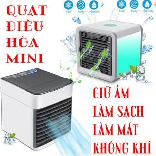 Điều hòa mini, Quạt điều hòa hơi nước để bàn, Máy lạnh mini - SIÊU HOT - Nấm Shop thumbnail