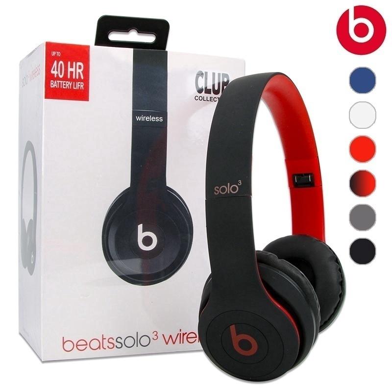 Tai nghe chụp tai Bluetooth không dây Beats Studio 3