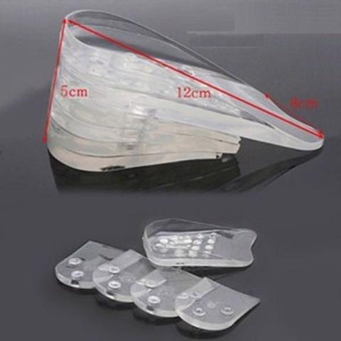 Lót đế độn giày tăng chiều cao 10 miếng cực êm