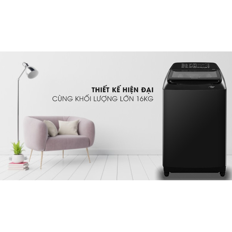 Máy giặt Samsung 16Kg lồng đứng Inverter WA16R6380