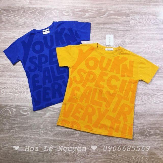 Áo phông in chữ to xanh vàng hồng - 3539250 , 1317670991 , 322_1317670991 , 110000 , Ao-phong-in-chu-to-xanh-vang-hong-322_1317670991 , shopee.vn , Áo phông in chữ to xanh vàng hồng