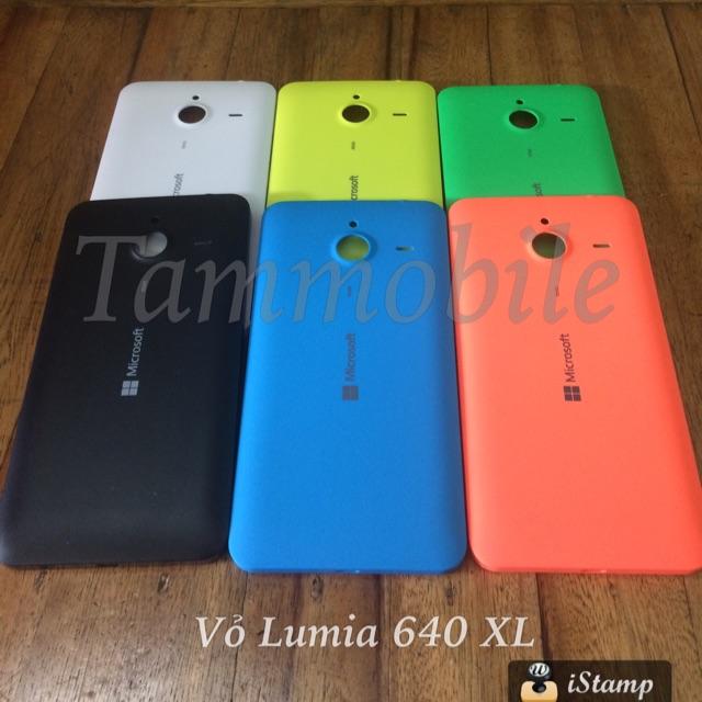 Vỏ Nắp lưng Lumia 640 XL - 3391133 , 525391953 , 322_525391953 , 70000 , Vo-Nap-lung-Lumia-640-XL-322_525391953 , shopee.vn , Vỏ Nắp lưng Lumia 640 XL