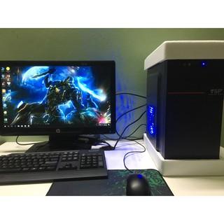 Bộ Case H61 phục vụ văn phòng và chơi Game