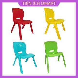 ghế nhựa cao cấp , ghế tựa , ghế tập ngồi cho bé nhựa đúc cho các bé mầm non thumbnail