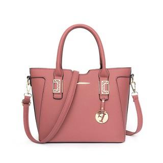 5 màu hồng, xám, vàng, nâu, đen - Túi da công sở đeo chéo thanh lịch - TUINU19.0014