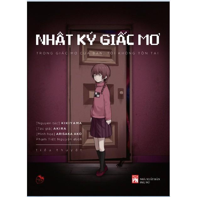 Sách - Nhật ký giấc mơ - Light novel