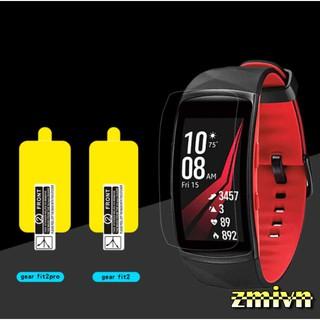 Miếng dán màn hình chống xước bảo vệ Samsung Gear Fit 2/ Fit 2 Pro