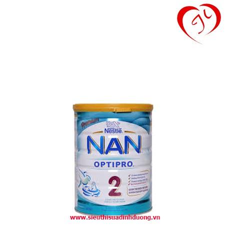 Sữa Nan Nga số 2 800g