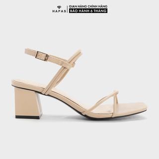Giày Cao gót Nữ Quai Xoắn 5Phân HAPAS - CG5540 thumbnail