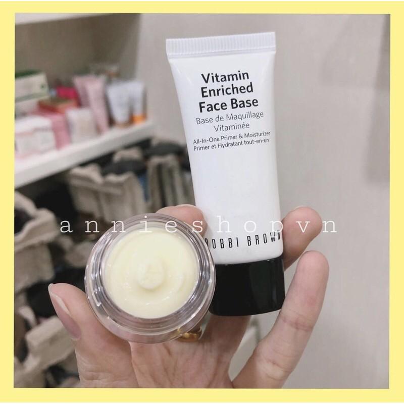 Kem lót dưỡng ẩm Bobbi Brown Vitamin Enriched Face base 7ml/15ml