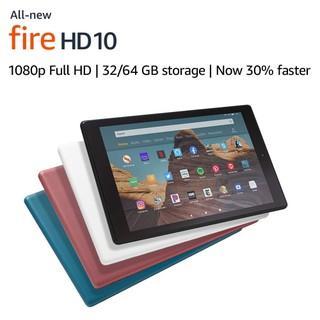 MÁY TÍNH BẢNG KINDLE FIRE HD 10 – 2019 – 32GB ( 9TH-GENERATION )