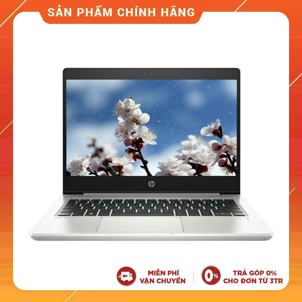 """[Mã ELLAPDESK giảm 5% đơn 3TR] Laptop HP Probook 430 G6 5YM96PA Xám Bạc i3-8145U I 4GB I 500GB I OB I 13.3""""HD I DOS"""