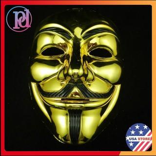 Mặt Nạ Mạ Bạc Vàng Hacker 5 in 1