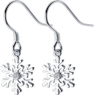 Hình ảnh [Mã FABR33 giảm 15% tối đa 50K đơn từ 150K] Bông tai bông tuyết xinh xắn cho nữ B2620 - Bảo Ngọc Jewelry-4