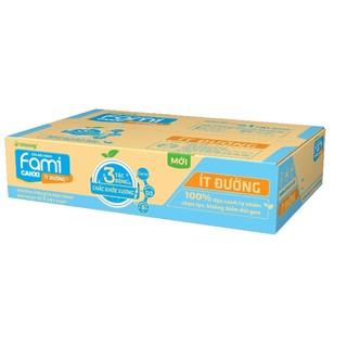 XÃ HÀNG Sữa đậu nành fami DATE 02/2021
