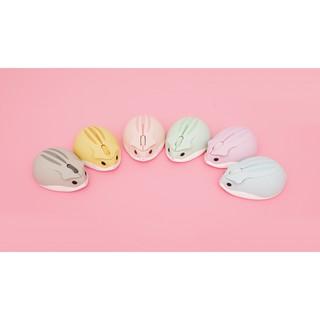 Chuột máy tính không dây Akko Hamster Wireless Mouse – Hàng chính hãng