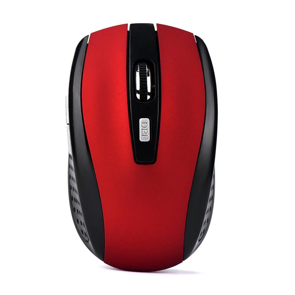 Chuột vi tính không dây 2.4GHz nhỏ gọn tiện dụng