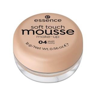 Phấn Tươi Essence Soft Touch Mousse 04 Matt Ivory, 16 g thumbnail