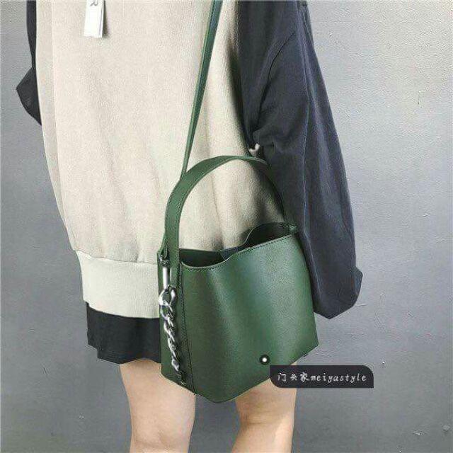 Túi da nữ