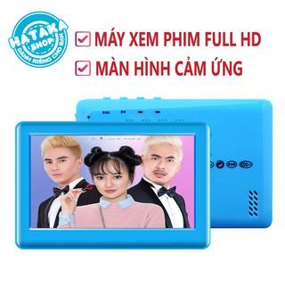 Máy Xem Phim Mp4 cảm ứng FULL HD siêu mỏng, pin siêu bền thumbnail