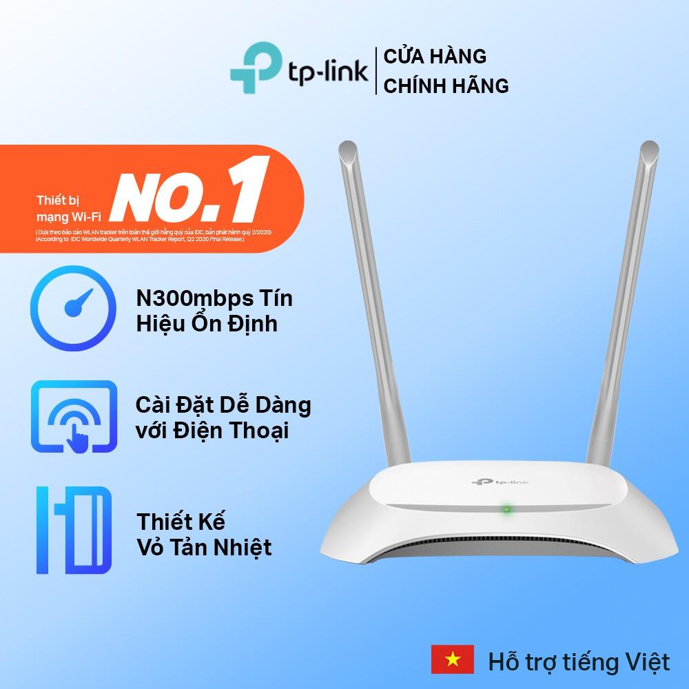 TP-Link Bộ phát wifi (Cuc phat wifi) Chuẩn N 300Mbps TL-WR840N-