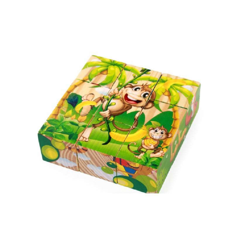 Đồ chơi xếp hinh 6 mặt 9 khối bằng gỗ Vrg1281 - 2814919 , 776294085 , 322_776294085 , 49000 , Do-choi-xep-hinh-6-mat-9-khoi-bang-go-Vrg1281-322_776294085 , shopee.vn , Đồ chơi xếp hinh 6 mặt 9 khối bằng gỗ Vrg1281