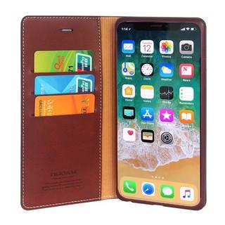 Bao da dạng ví Iphone X và Xs hiệu Nuoku cao cấp giá sốc