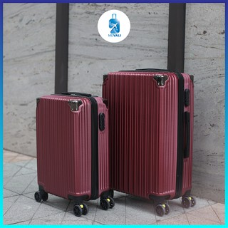 MEVALI 002 vali du lịch vali kéo nhựa ABS được bảo hành 5 năm