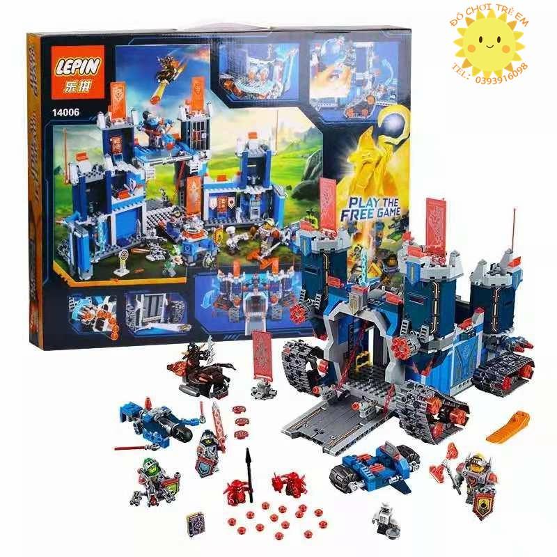 Lego Lepin 14006 (có sẵn) lắp ráp xếp hình mô hình lâu đài chiến đấu cho bé - 21606229 , 1626988425 , 322_1626988425 , 620000 , Lego-Lepin-14006-co-san-lap-rap-xep-hinh-mo-hinh-lau-dai-chien-dau-cho-be-322_1626988425 , shopee.vn , Lego Lepin 14006 (có sẵn) lắp ráp xếp hình mô hình lâu đài chiến đấu cho bé