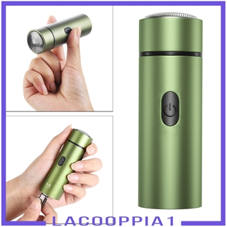 [LACOOPPIA1]Mini Electric Razors Face Shaver for Men Cordless Rechargeable