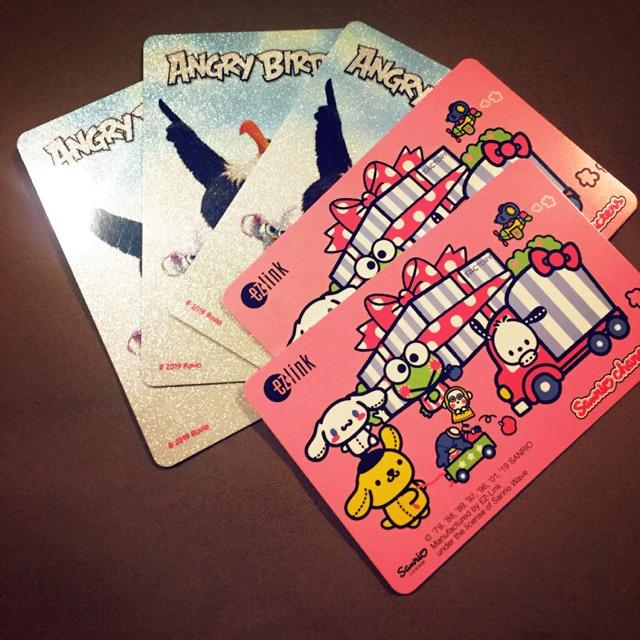 บัตร ez link Singpore แถม!! เงินในบัตรอีก10$