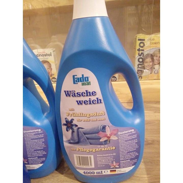 Nước giặt Cado - xách tay Đức