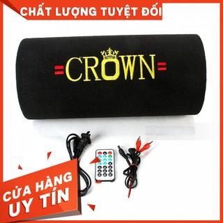 Loa nghe nhạc Crown 5 Đế Tròn[hot]