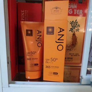 Kem chống nắng mặt và thân ANJO SPF50 PA+++ thumbnail