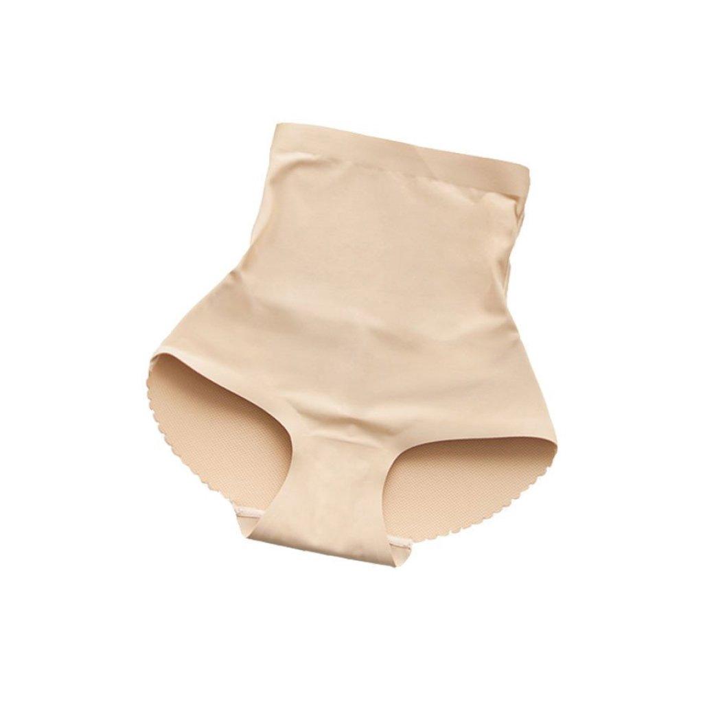 new MoMoLand กางเกงในเสริมก้นเอวสูงแบบไร้ขอบ ทรงสูง (สีเนื้อ)ew MoMoLand กางเกงในเสริมก้นเอวสูงแบบไร้ขอบ ทรงสูง (สีเนื้อ