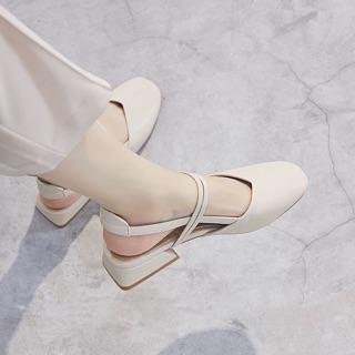 Giày cao gót nữ nhẹ nhàng ( kèm ảnh thật )