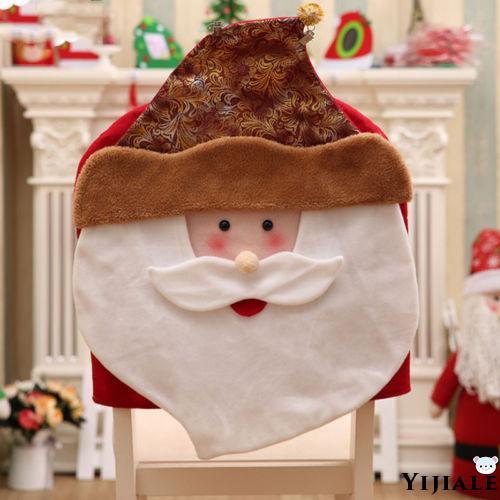 Áo bọc ghế hình nón giáng sinh đáng yêu