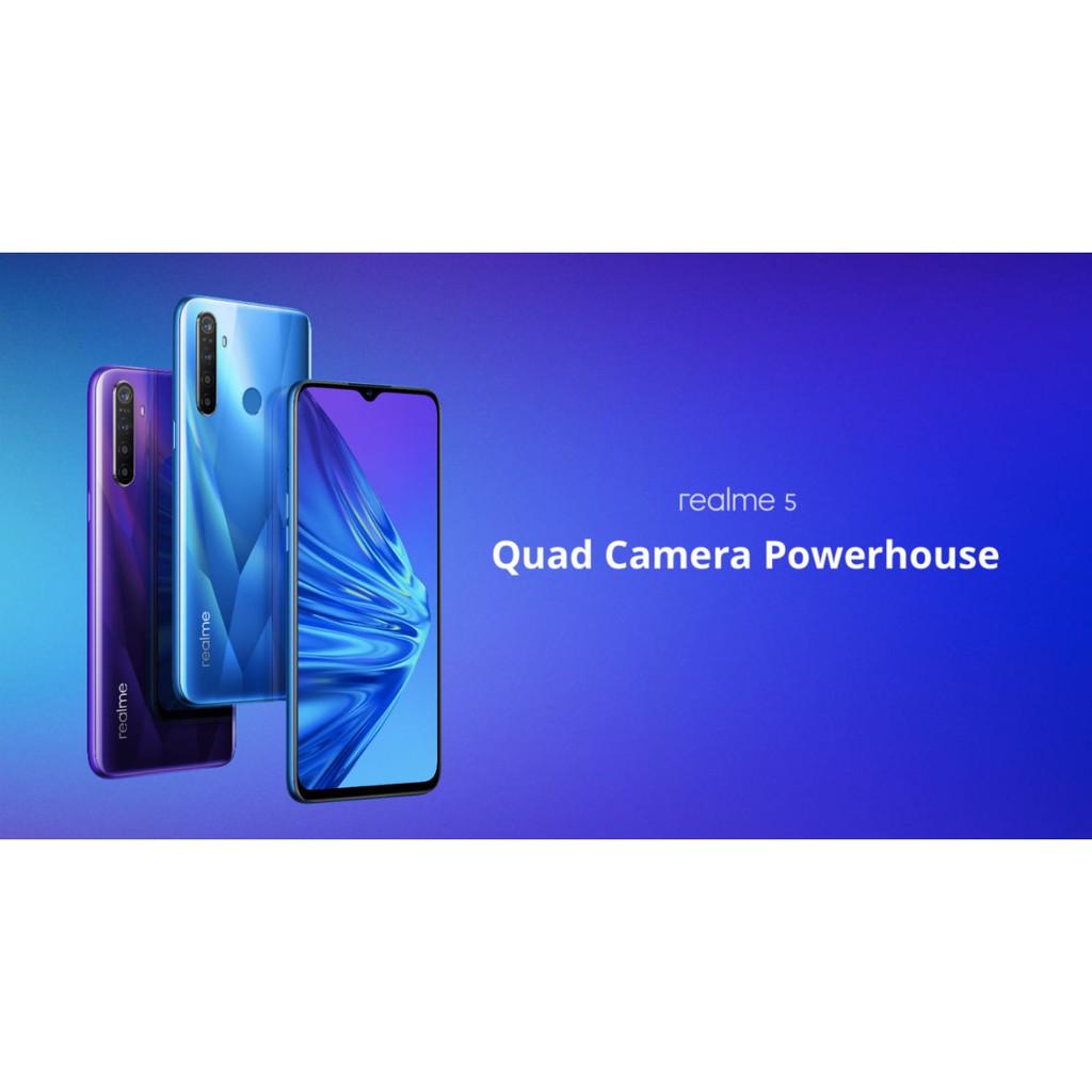 Hình ảnh [NHẬP MÃ REALME5, GIẢM NGAY 100K] Điện thoại Realme 5 3GB/64GB-5