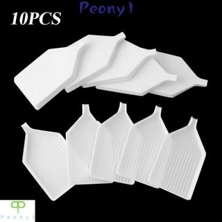 Bộ 10 Đầu Mũi Khoan Nhựa Acrylic 5d Mới
