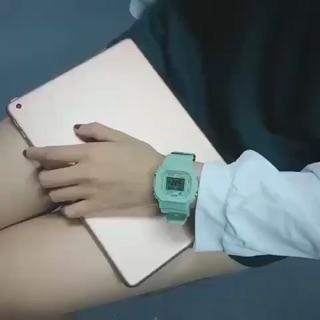 Đồng hồ thể thao nam nữ TAIXUN FASHION SPORT mặt vuông siêu đẹp DH78;