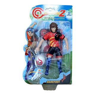 Người Hùng Sân Cỏ GGO2 – Cầu thủ Swift (Đội Chân Trần)
