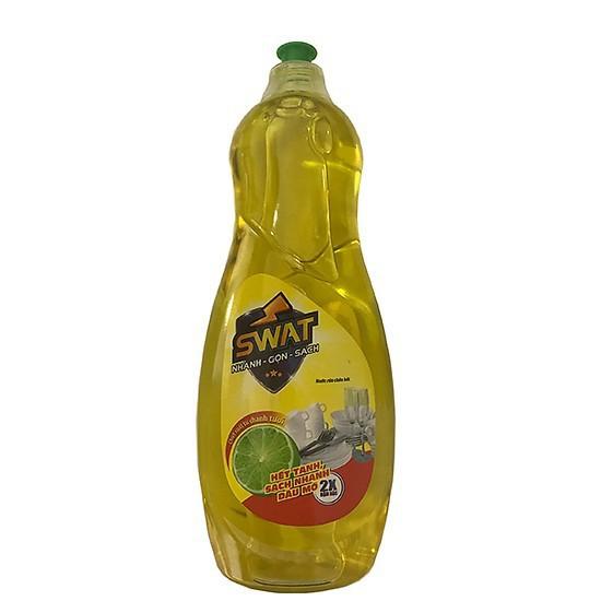 Nước rửa chén đậm đặc Swat chai 400ML - LM - 09062019102114
